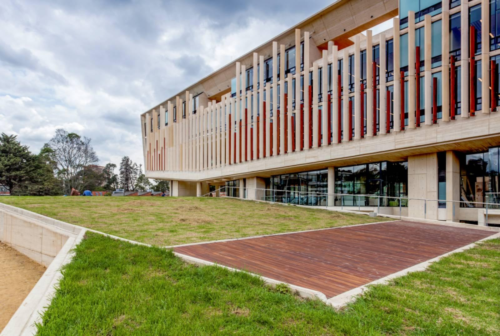 Nursing Faculty Building