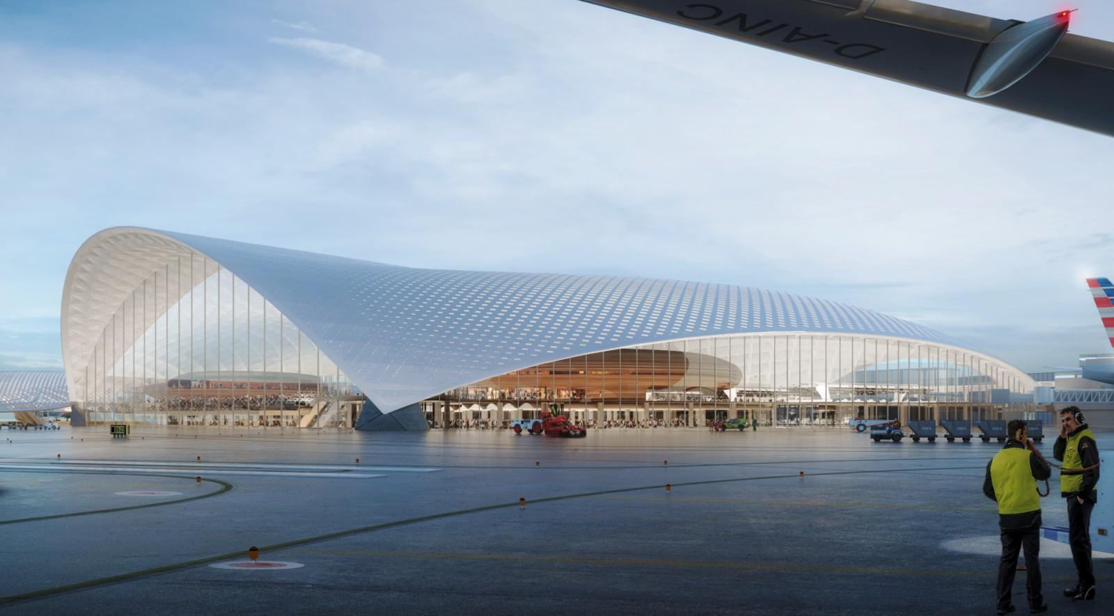 O'Hare Global Terminal