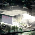 OMA wins the competition to design The Factory Manchester