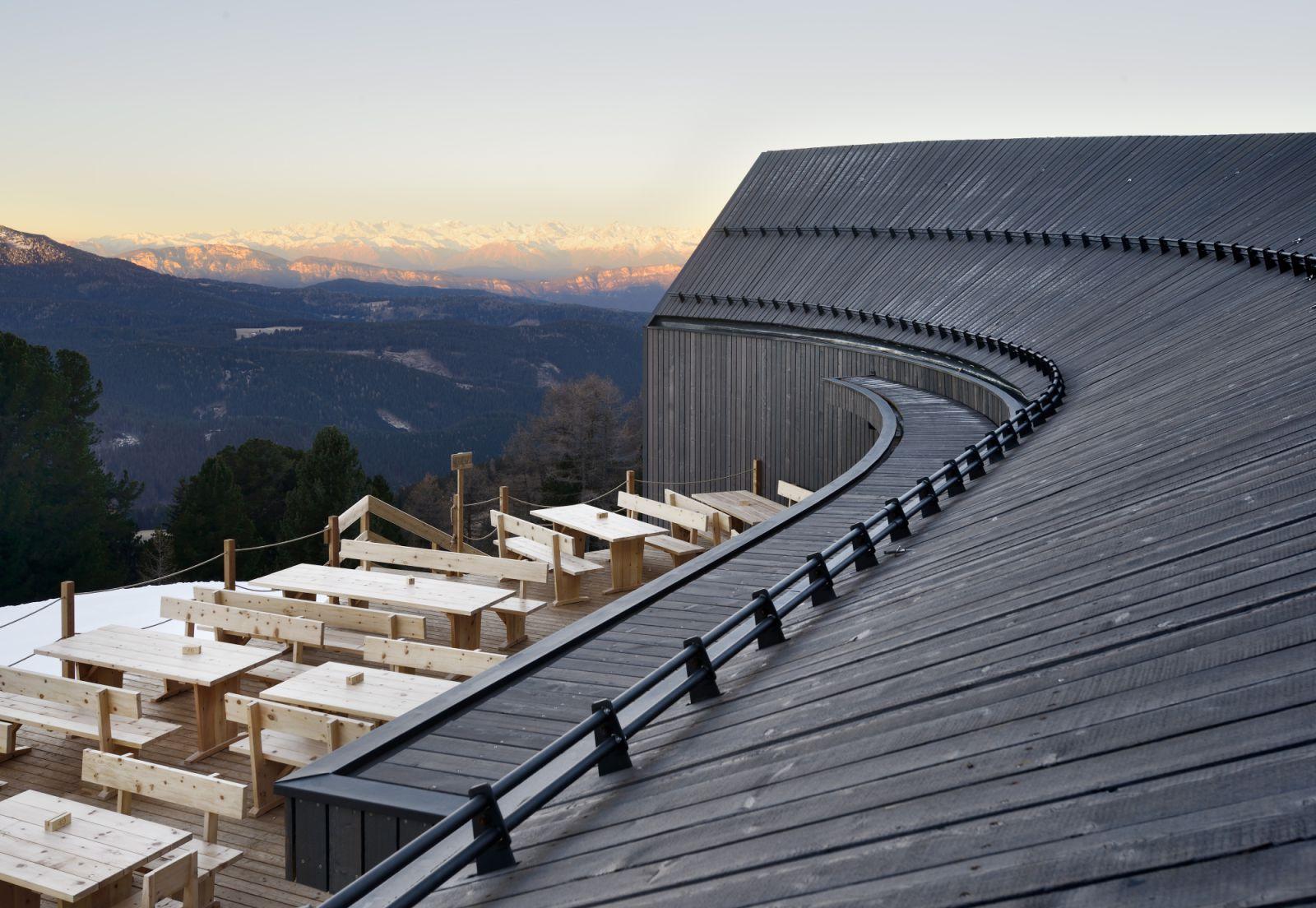 Oberholz mountain hut