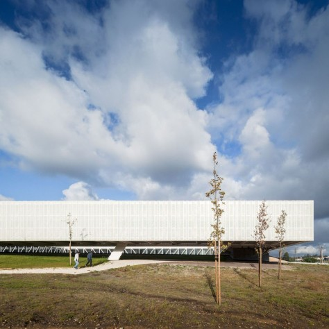 Technological Park Main Building