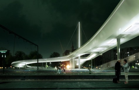 Odense Foot and Cycle Bridge