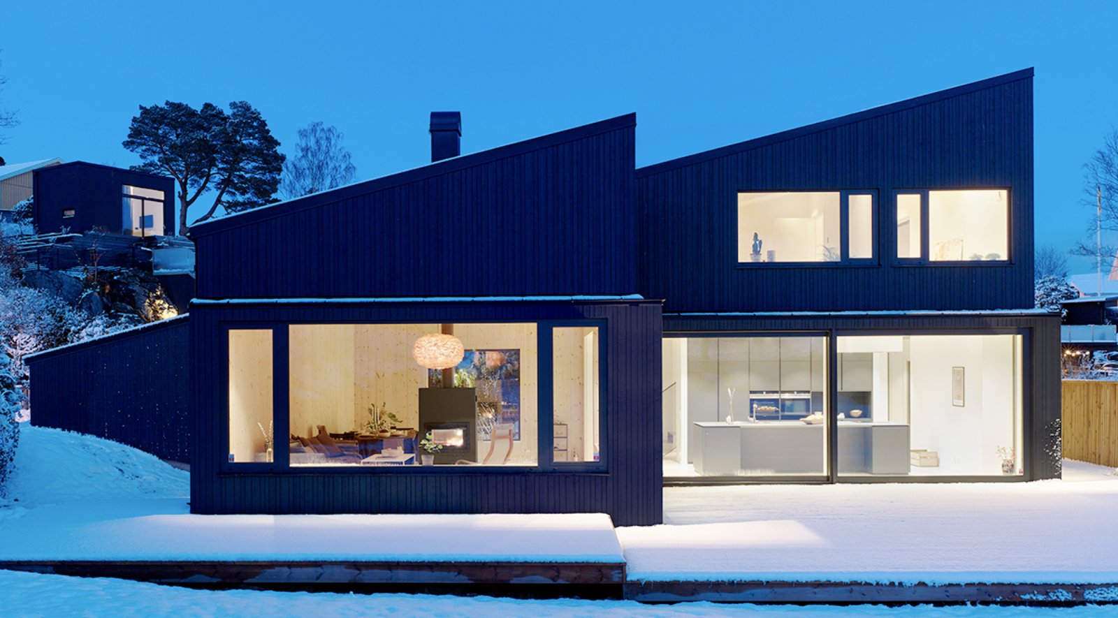 Ojersjo house by bornstein lyckefors architects 00 for Architecture 00