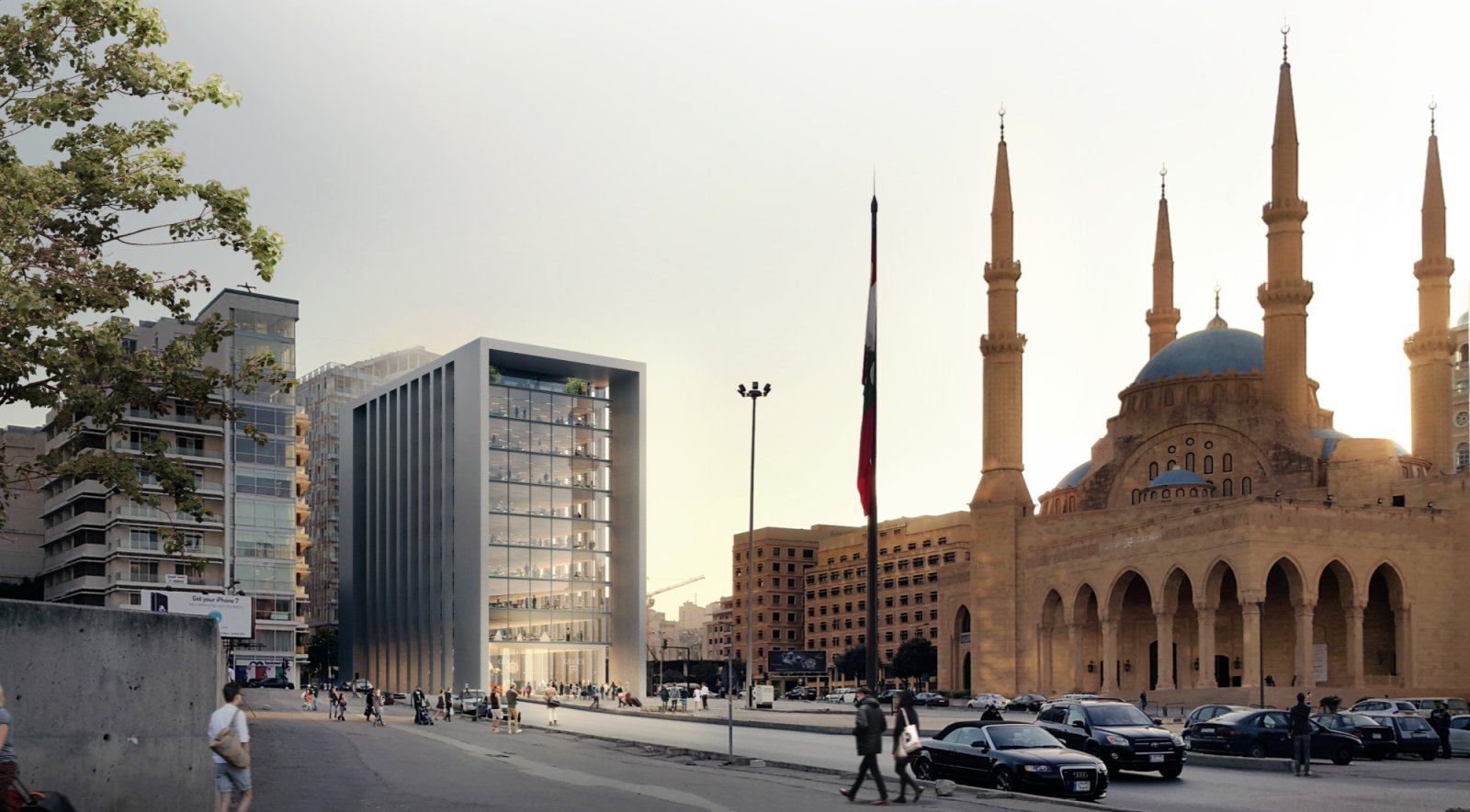 One Independence Square