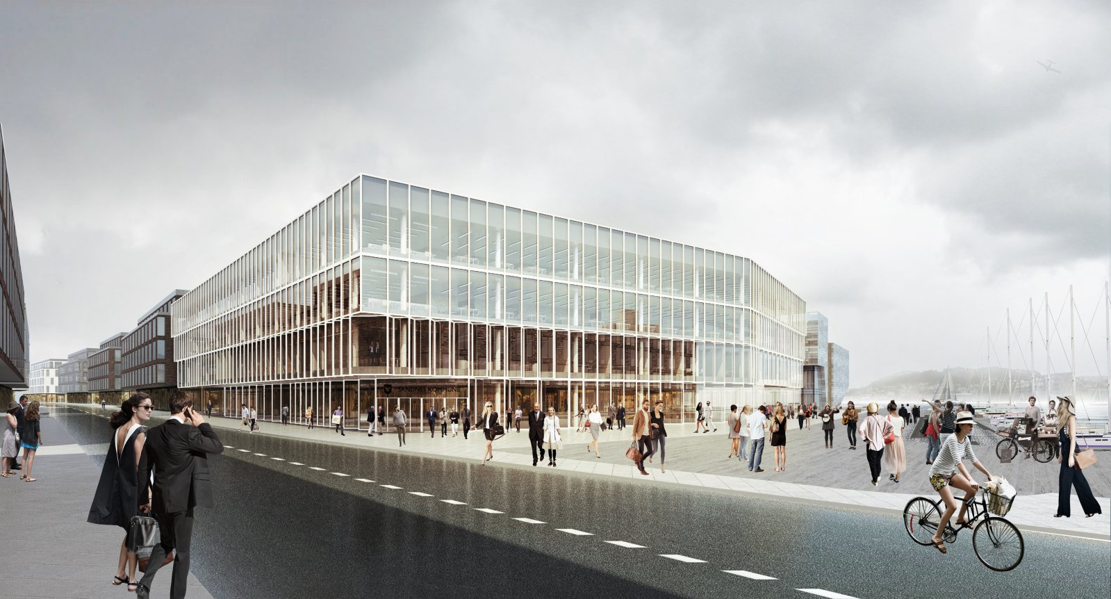 Open House - City hall in Sandnes