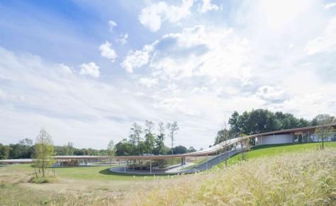 River Building of Grace Farms