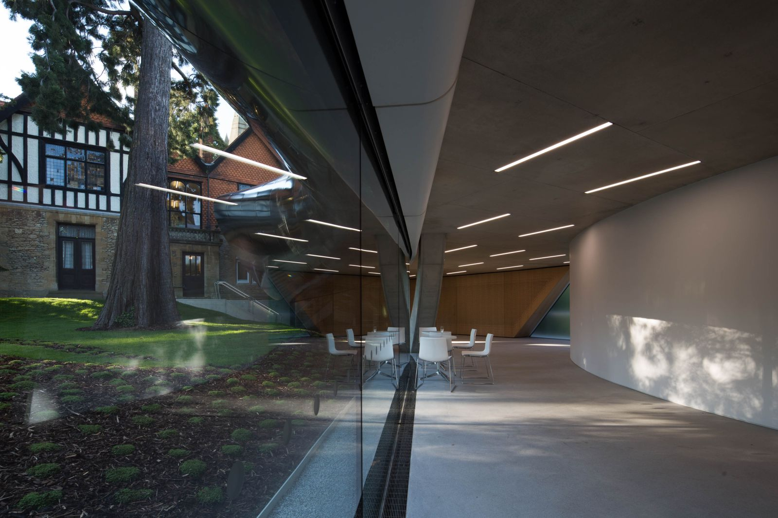 ... Oxford University Middle East Centre Building By Zaha Hadid Architects