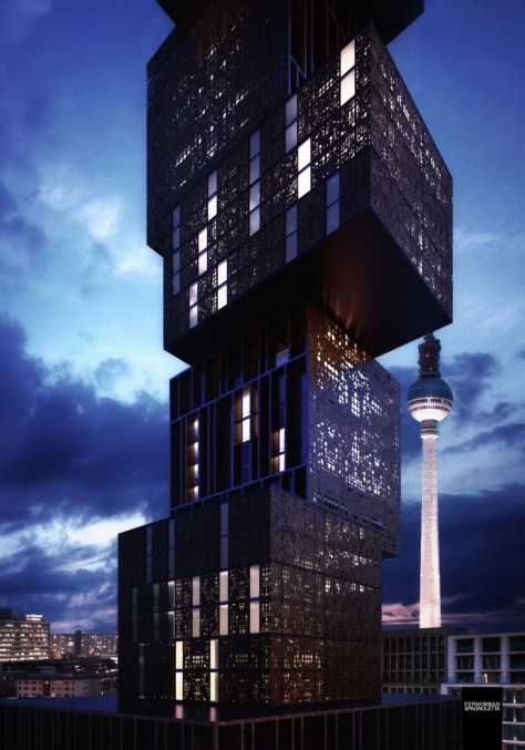 luxury Hotel in Berlin