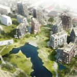 Örnsro Timber Town by C.F. Møller Wins Competition in Örebro