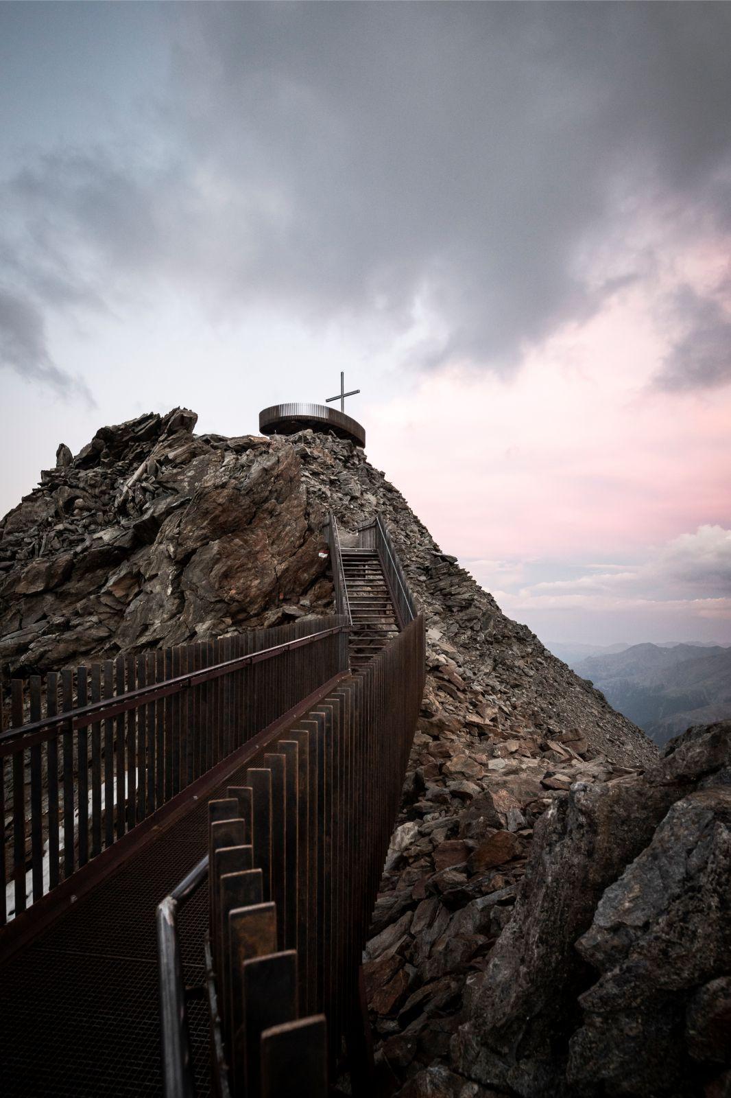 Ötzi Peak