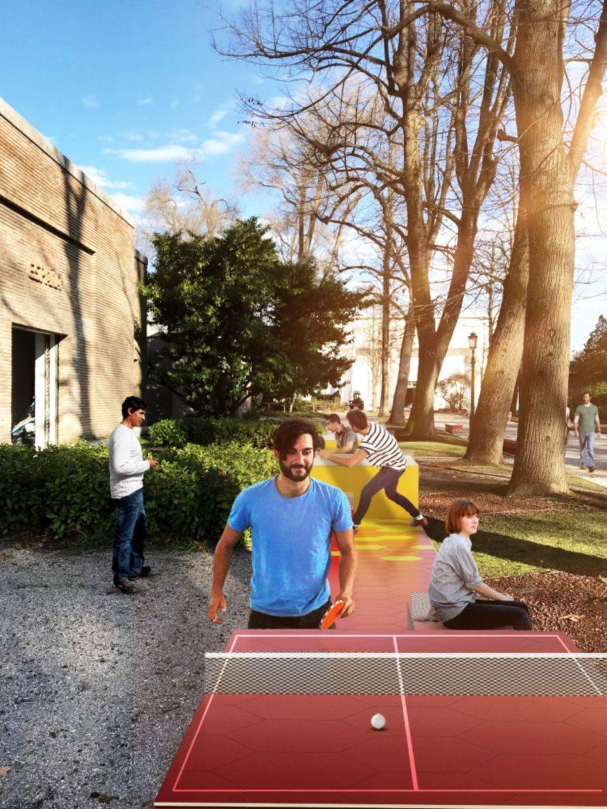 Ping Pong Pang Diplomacy