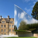 Oxford Preservation Trust 2015 Award to the Investcorp Building by Zaha Hadid