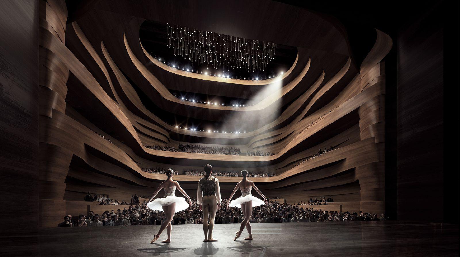 Nanchang Poly Grand Theatre