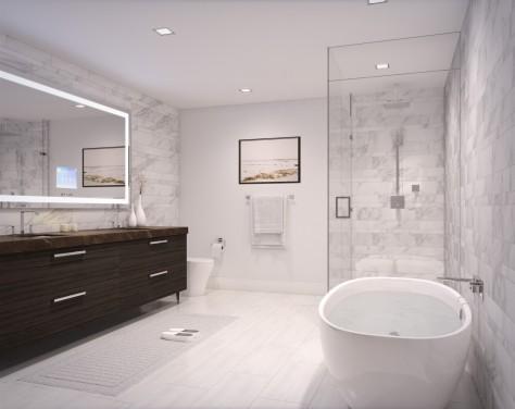 Master Bath Air