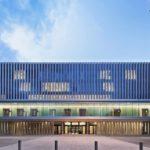 Palais de Justice Caen by Baumschlager Eberle Architectes