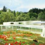 Papaver- National Wildflower Centre by Matteo Cainer Architects
