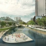 Approved Parramatta City River Strategy by McGregor Coxall