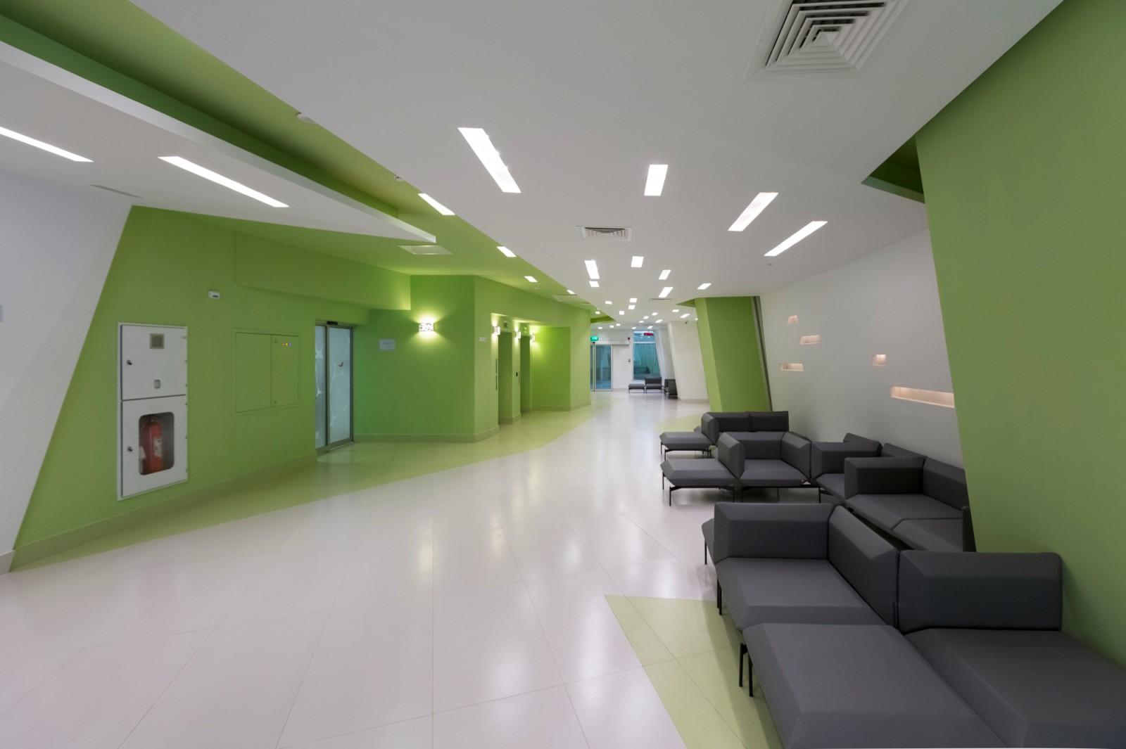 Pars Hospital - Interior - modlar.com
