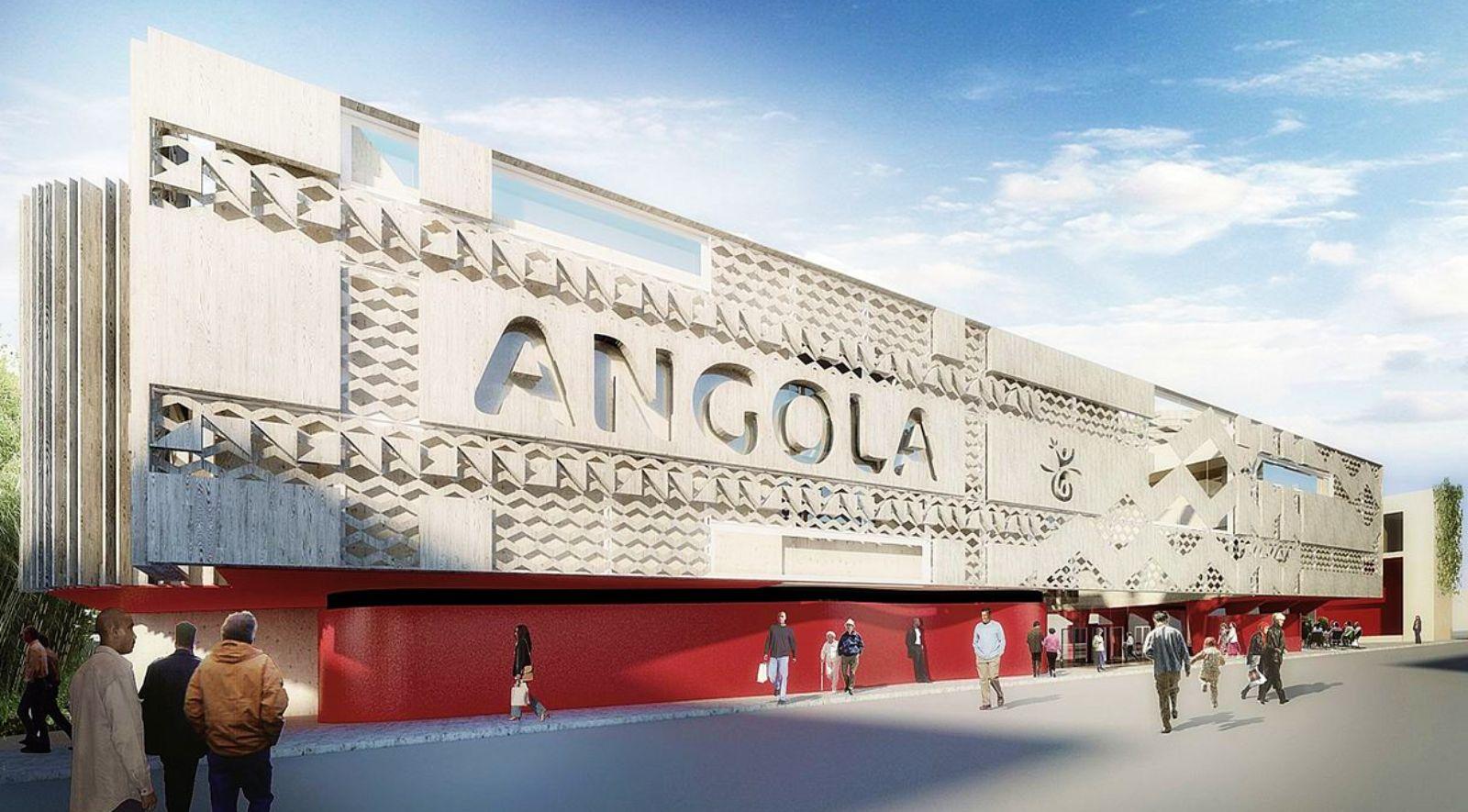 Pavilion Angola Expo 2015