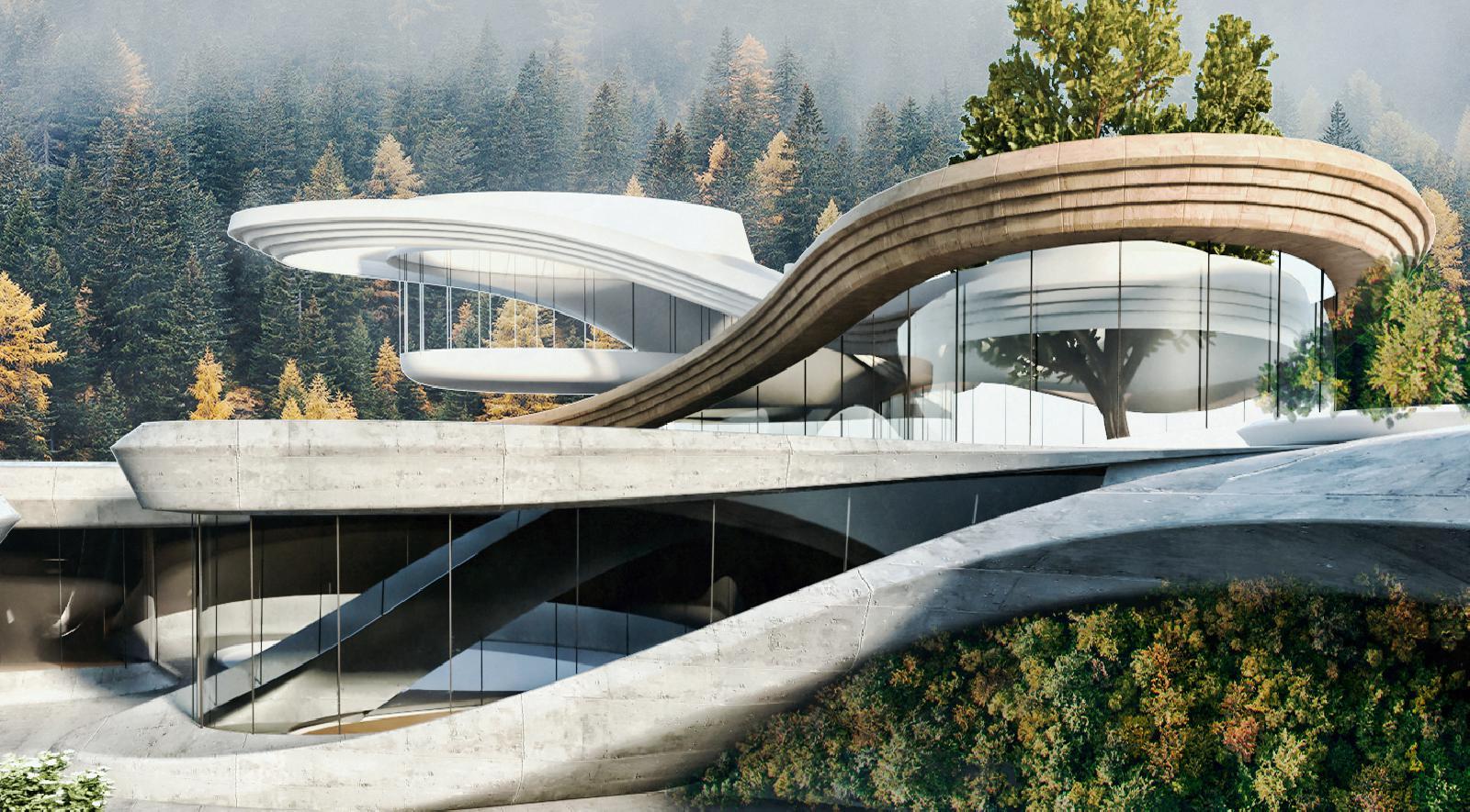 Pavilion Mountain House
