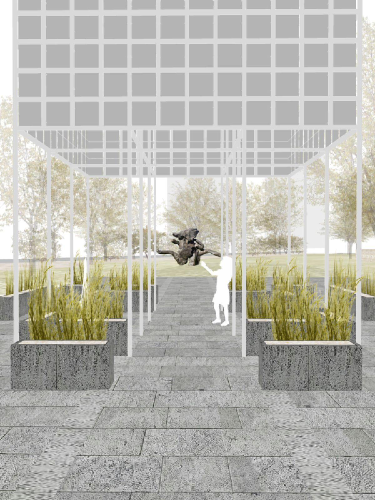 Pavilion of Reflection