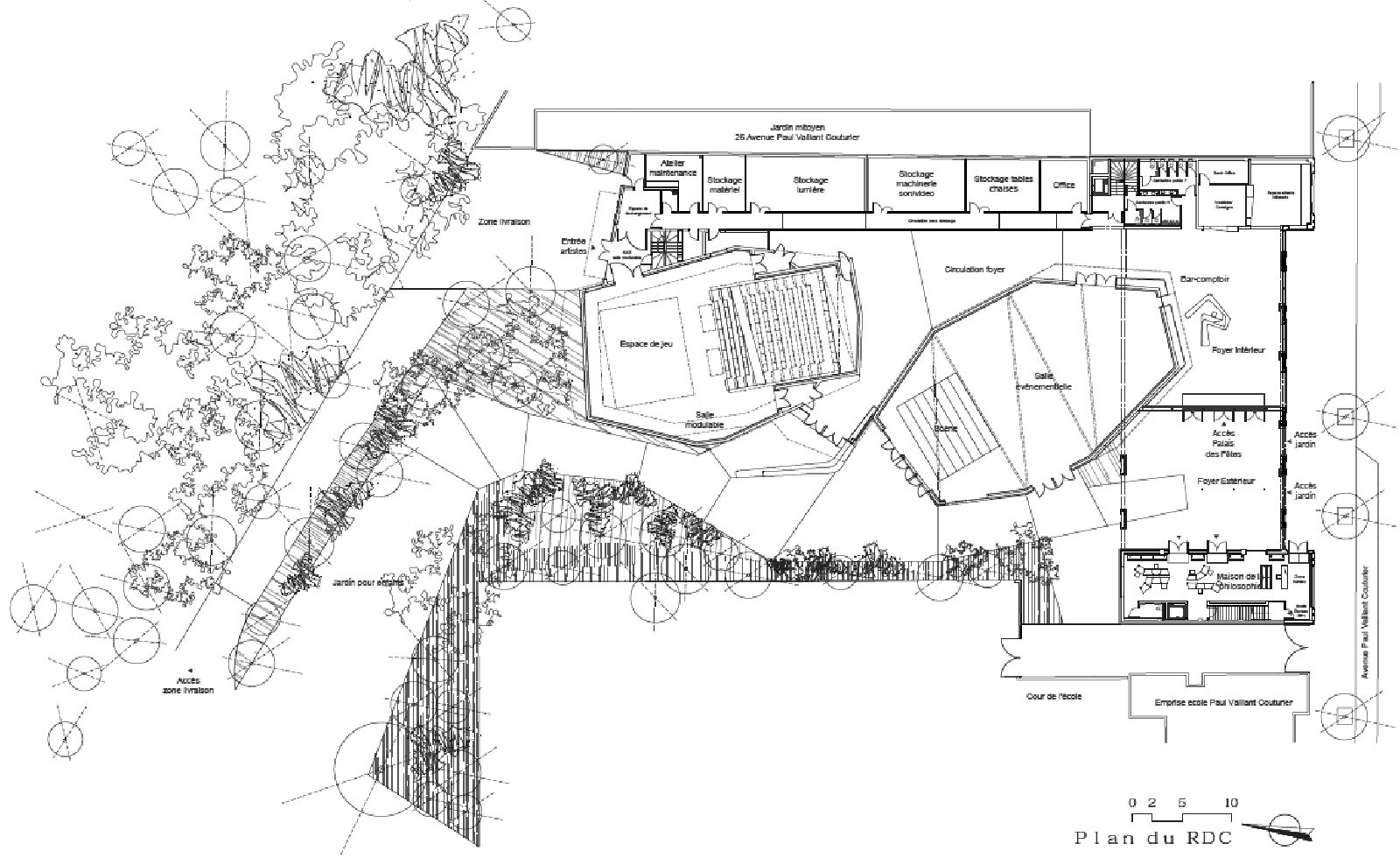 Pavillon of Romainville
