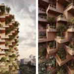 Penda propose a modular and natural highrise tower in Toronto