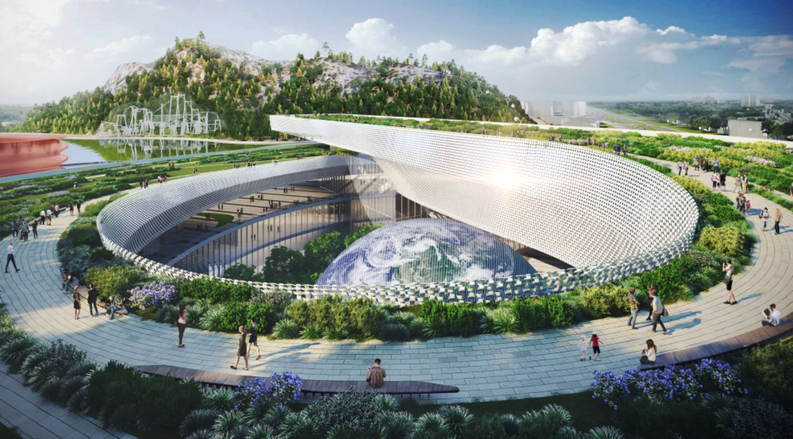 Suzhou Science & Technology Museum