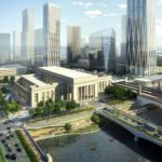 Philadelphia 30th Street Station Master Plan by SOM
