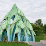 Pine Sanctuary by Marc Fornes / Theverymany