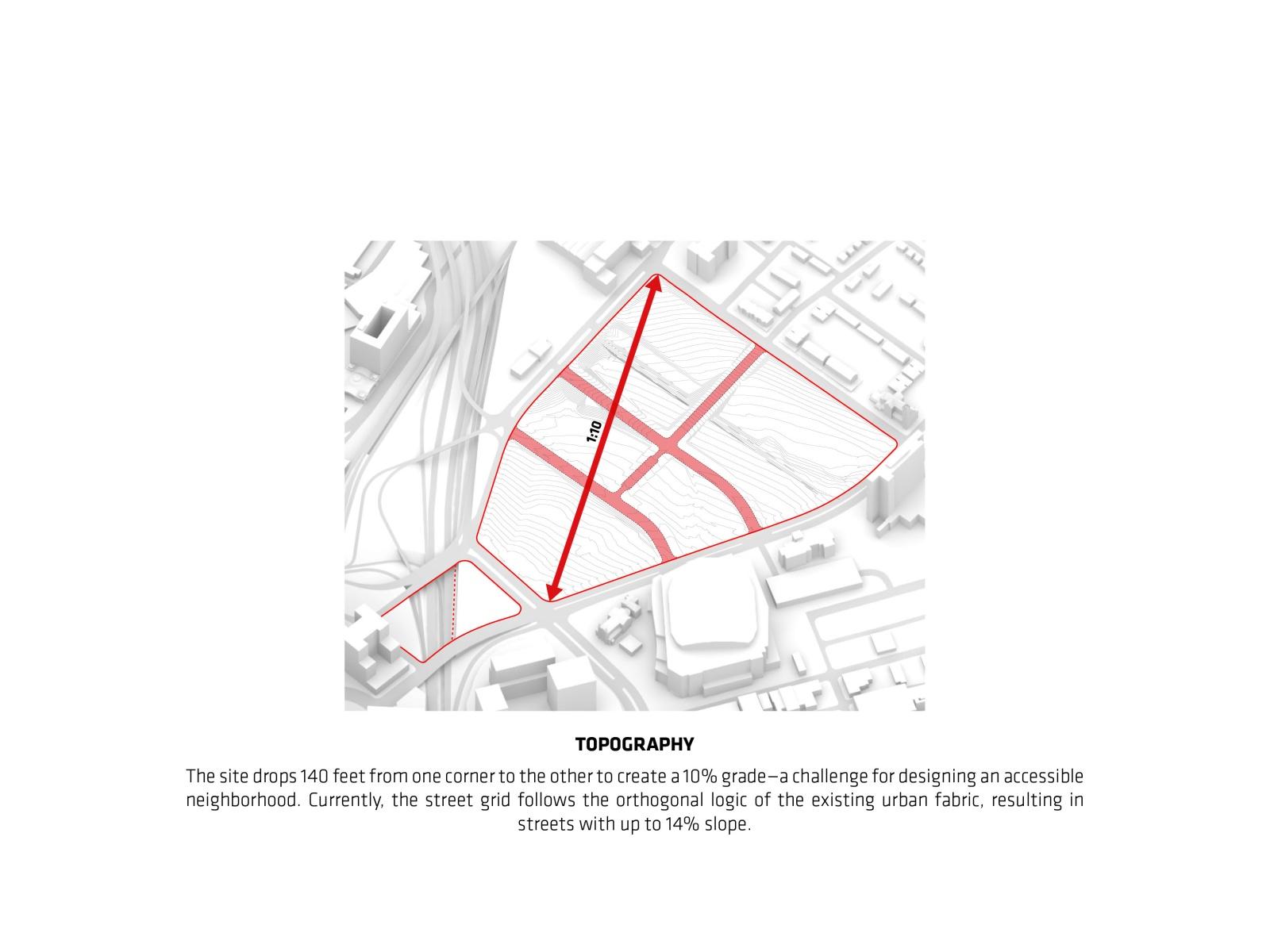 Pittsburgh Lower Hill Master Plan By Bjarke Ingels Group