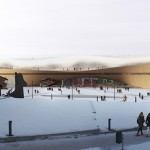 Plan Approved for Helsinki Central Library by ALA Architects