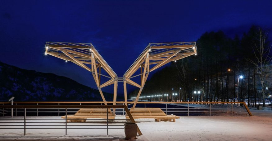 Canopy and Amphitheater