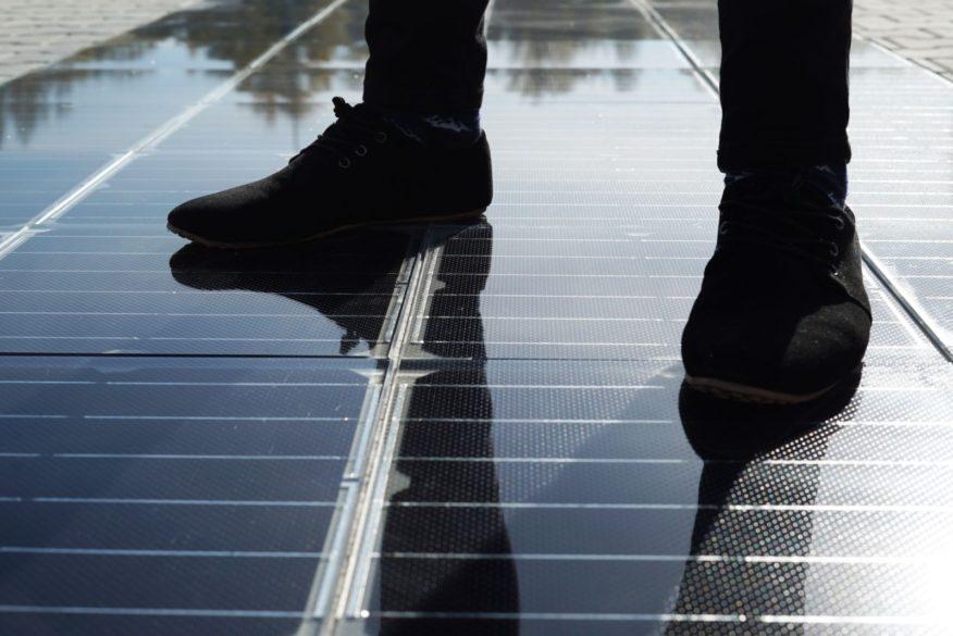 Platio Solar Pavers