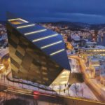 Powerhouse Telemark by Snøhetta to be completed in 2019