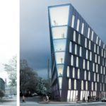 Proposal for a Multifunctional Office Building in Riga by NRJA