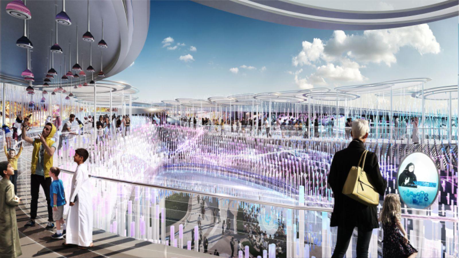 Expo Pavilion