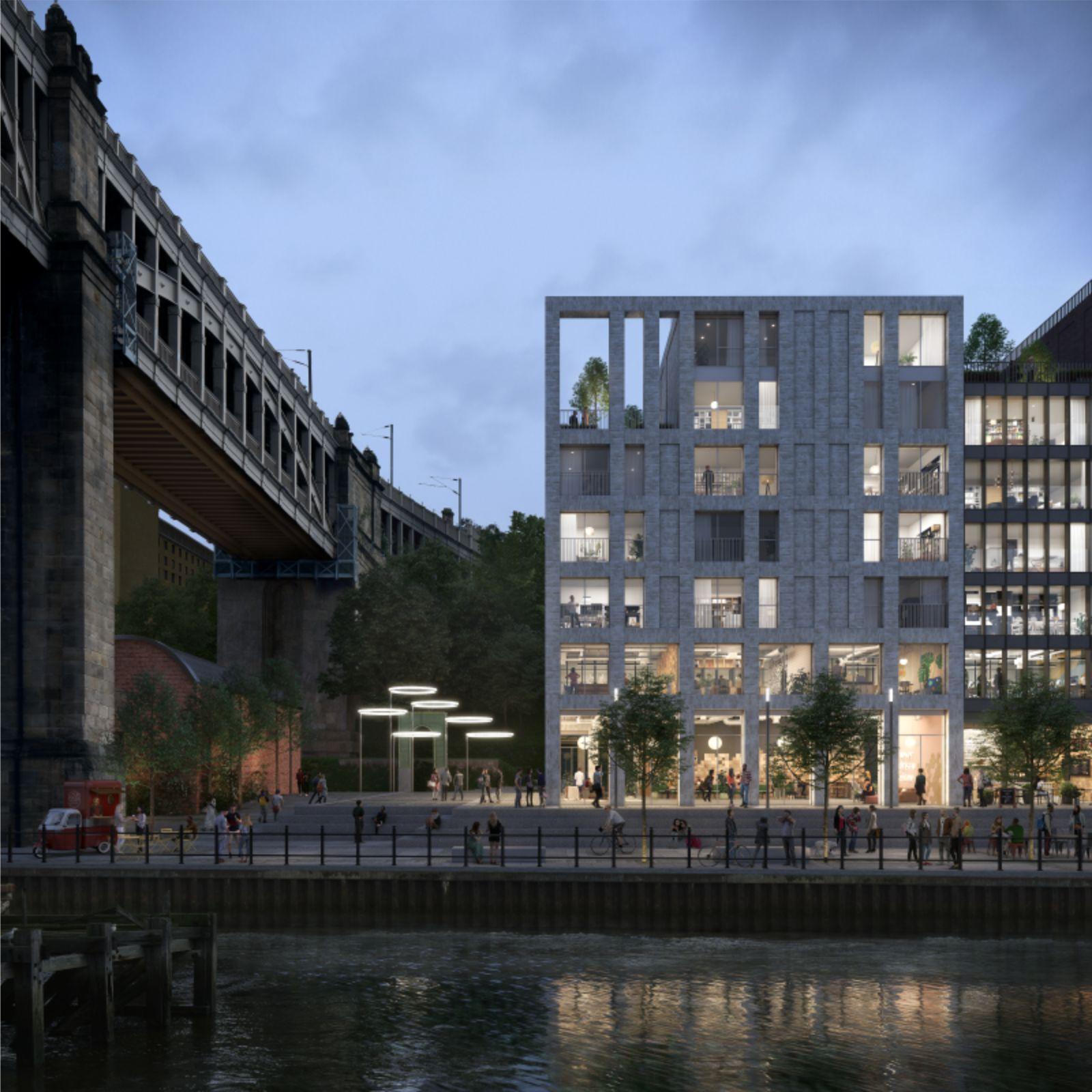riverside residential