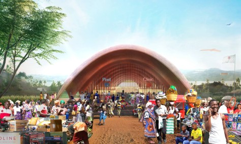 Proposals for Droneport