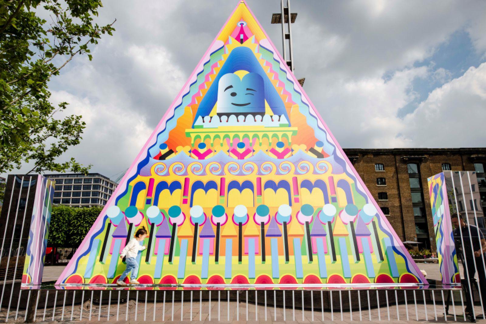 Proud Little Pyramid