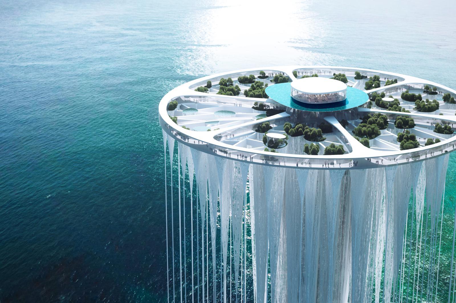 New City Center Landmark