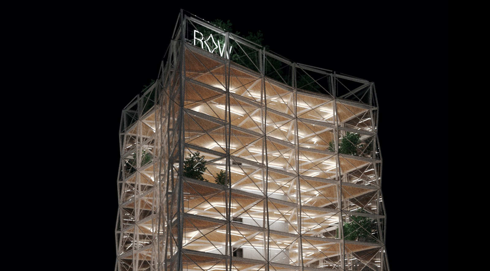 RAW tower