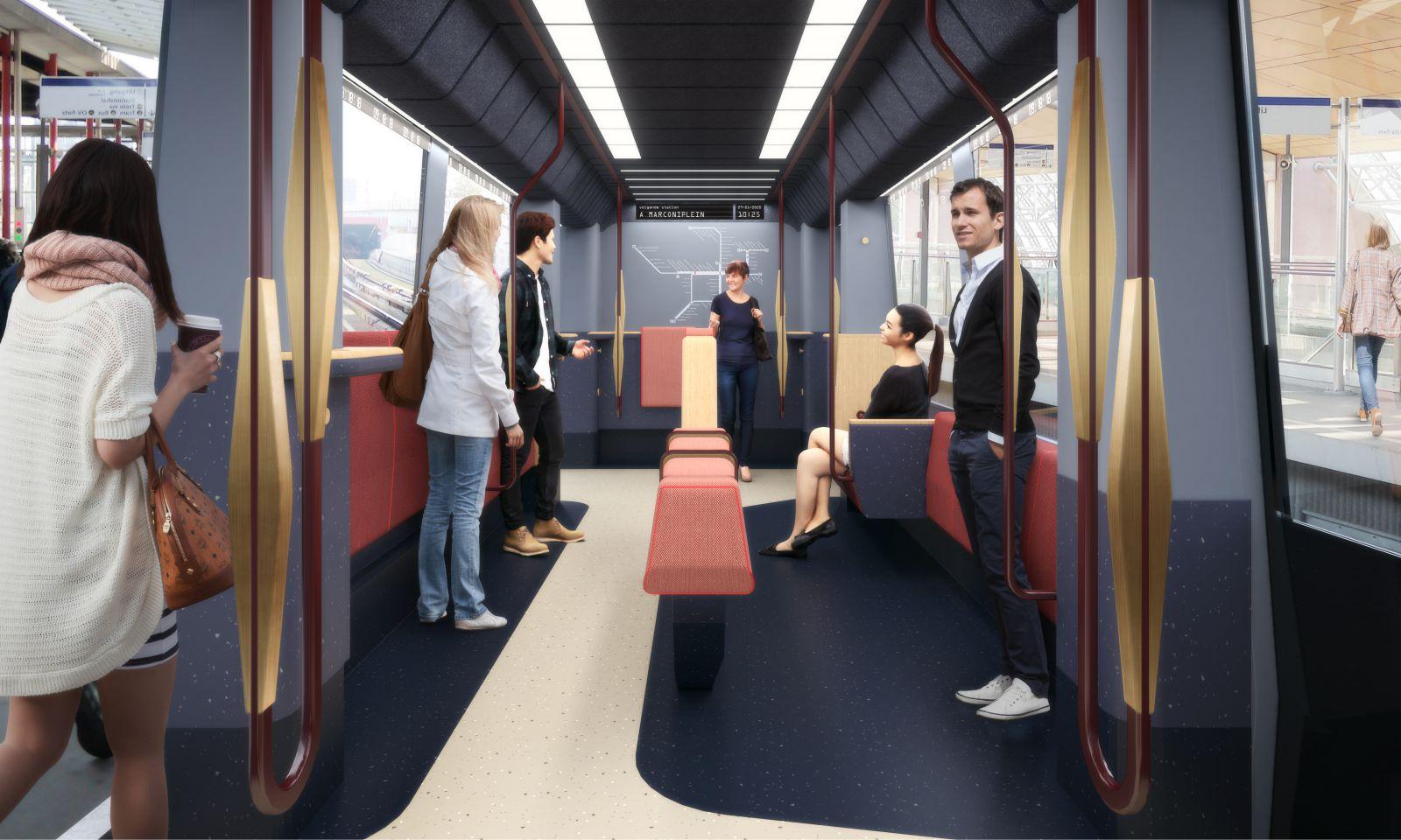 metro-interior