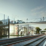 RIBA Competition Shortlist for Bat & Ball Centre in Sevenoaks