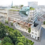 RIBA and LSE reveal competition designs for The Paul Marshall Building