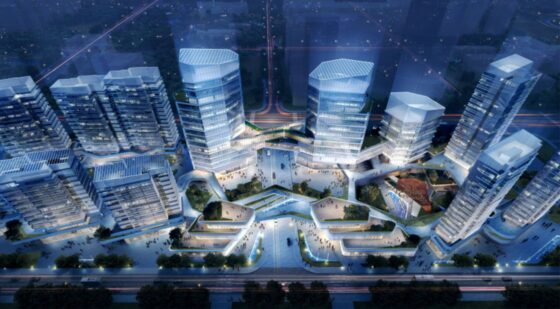 Ningbo Yongjiang Innovation Centre