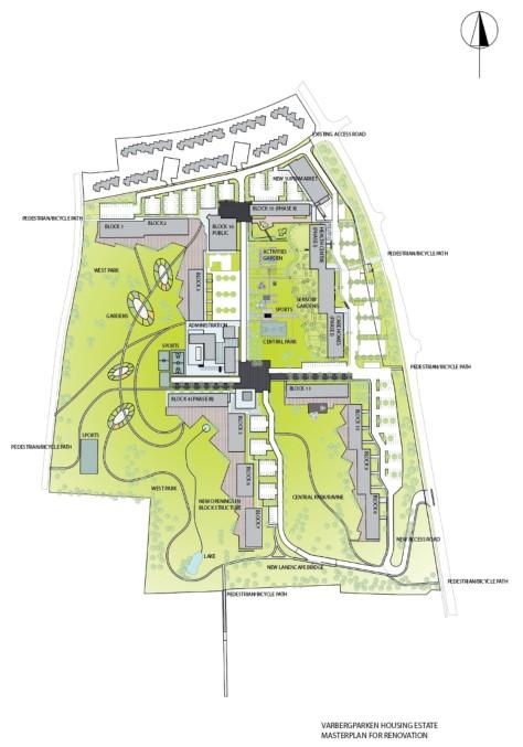 Varbergparken social housing