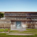 Red Company develops New Headquarters Asics EMEA