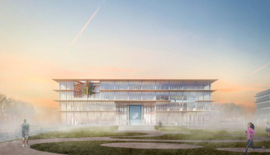 New Headquarters Asics EMEA