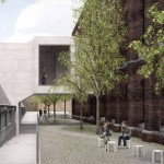 Redevelopment for the Royal Academy of Art by David Chipperfield